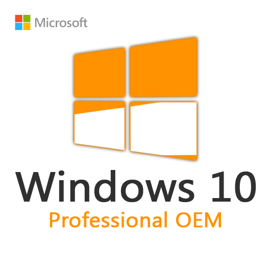 Windows 10 Professional OEM License Key