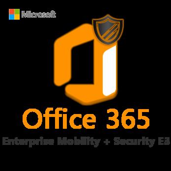 Microsoft Enterprise Mobility + Security E3 (12 Months)