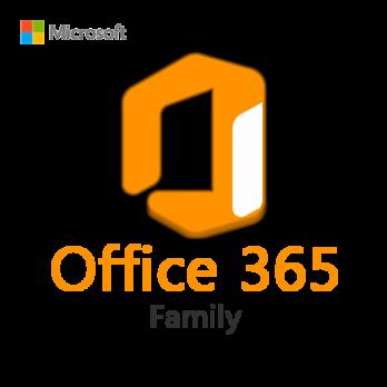 Microsoft 365 Family (12 Months)
