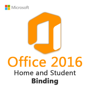 Office 2016 Home and Student (Binding)