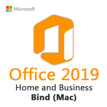 Office 2019 Home and Business Binding (Mac)